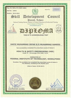 1 2 Years Diploma Courses Fit Iso 9001 2015 Certified